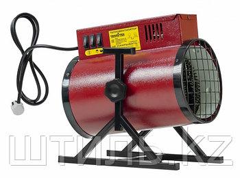 Электрическая тепловая пушка 3 кВт 360 м³/ч ТВ-3П тепловентилятор
