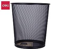 Корзина для мусора DELI, металлическая, 14 литров
