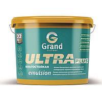 Водоэмульсия GRAND VICTORY ULTRA PLUS влагостойкая полуматовая база А (Премиум класс) 25 кг