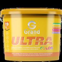 Водоэмульсия GRAND VICTORY ULTRA COLOR влагостойкая полуматовая база С (Премиум класс) 19 кг