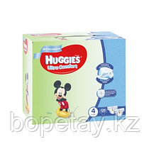 Huggies BOX Ultra Comfort 4 (8-14кг) 126 штук