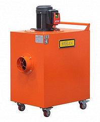 Установка для сбора металлической и абразивной пыли DC650