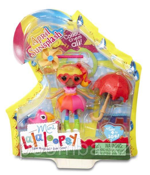 Lalaloopsy Игрушка кукла April Sunsplash
