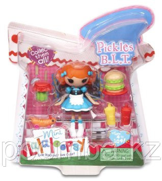 Lalaloopsy Игрушка кукла Pickles B.L.T.