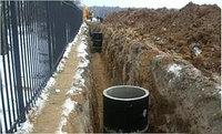 Ремонт наружной канализации