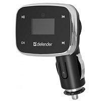 Автомобильный FM-трансмиттер Defender RT-audio