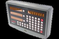 Система УЦИ на 3 оси: дисплей и линейки