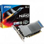 Видеокарта MSI GeForce 210, 1GB DDR3 N210-1GD3/LP
