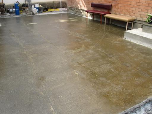 Акриловая пропитка для бетона