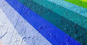 Цветная пропитка бетона