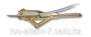Монтажный зажим (лягушка) желтый 25-120 мм