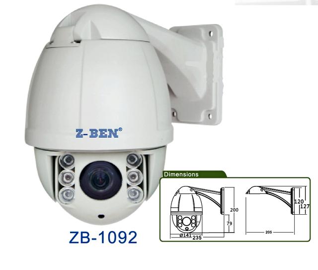 PTZ управляемые камеры