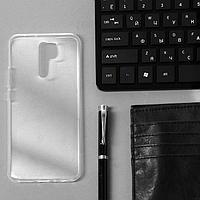 Чехол Innovation, для Xiaomi Redmi 9, силиконовый, прозрачный