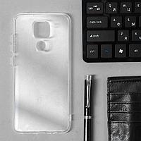 Чехол Innovation, для Xiaomi Redmi Note 9, силиконовый, прозрачный