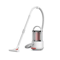 Пылесос Xiaomi Deerma Vacuum Cleaner TJ200 Wet and Dry, White/Red