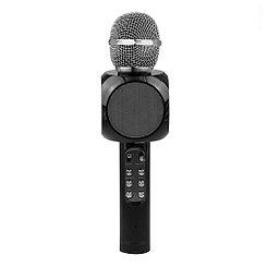 Микрофон караоке Bluetooth WS-1816, Black
