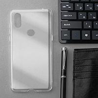 Чехол Innovation, для Xiaomi Mi Mix 3, силиконовый, прозрачный