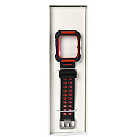 Ремешок For Apple Watch 42mm COTEetCI W31 WH5252-BR PC&Silicone Red
