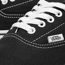 Кеды V Era черно-белые, фото 2
