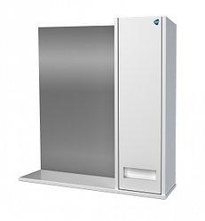 Шкаф зеркальный для ванной GLORIA Турин 70