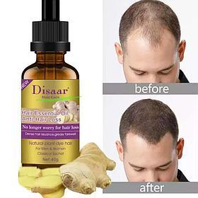 Disaar Hair Essence Oil - масло сыворотка для роста  волос от облысения.