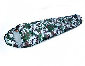 Арлан двухслойный спальный мешок-кокон