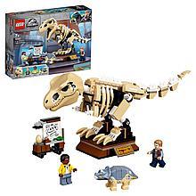 76940 Lego Jurassic World Скелет тираннозавра на выставке, Лего Мир Юрского периода