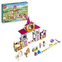 43195 Lego Disney Princess Королевская конюшня Белль и Рапунцель, Лего Принцессы Дисней