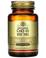 Витамины Solgar Megasorb CoQ-10 60 MG 60 капс