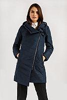 Полупальто женское Finn Flare, цвет темно-синий, размер XS