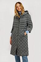 Пальто женское Finn Flare, цвет серый, размер XL