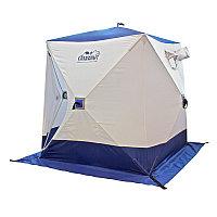Палатка зимняя КУБ СЛЕДОПЫТ однослойная Oxford 240D 180х180см
