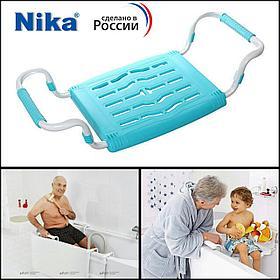 Сиденье в ванну раздвижное Nika.