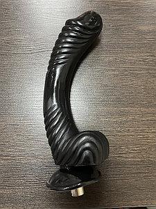 Насадка 012 на секс - машину, чёрная