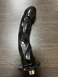 Насадка 014 на секс - машину, чёрная