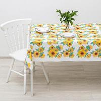 Скатерть без основы многоразовая 'Колорит Пикник', 120x160(+/-5) см, цвет МИКС