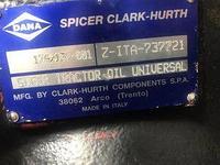 Болт Dana Clark (Spicer) (Дана Кларк) 833193