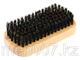 Щетка для бороды (из синтетического ворса 8см)
