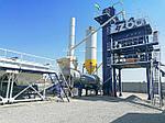 БМЗ-80 в городе Фергана был успешно запущен в начале года и не перестаёт производить асфальт отличного качества!