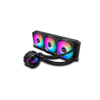 СЖО ASUS ROG STRIX LC 360 RGB, AIO, 120mm fan, RGB, BOX