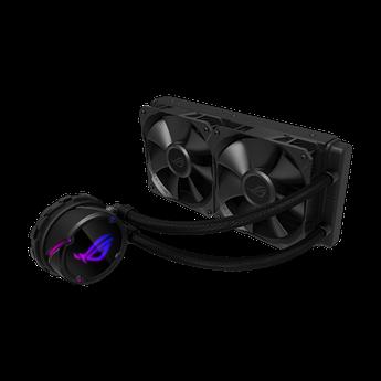 СЖО ASUS ROG STRIX LC 240 RGB, AIO, 120mm fan, RGB, BOX