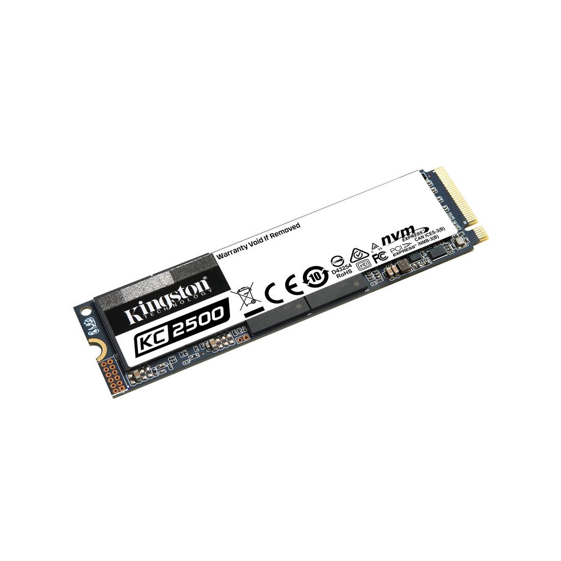 SSD-накопитель Kingston 2000GB SKC2500M8/2000G