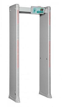 Металлодетектор арочный БЛОКПОСТ PC Z 1800 MK (18/12/6), 18 зон, ширина прохода 1000 мм