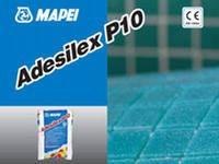 Adesilex P10- белый улучшенный цементный клей без вертикального оползания