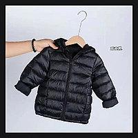 Детская куртка для мальчика осень зима