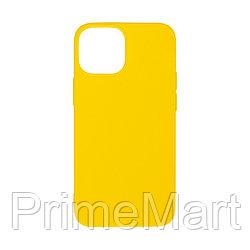 Чехол для телефона X-Game XG-PR81 для Iphone 13 TPU Жёлтый