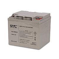 Аккумуляторная батарея SVC GL1238/S 12В 38 Ач (197*166*174)