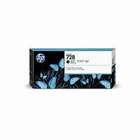 Струйный картридж HP 728 (Оригинальный, Матовый черный - Matte black) 3WX25A