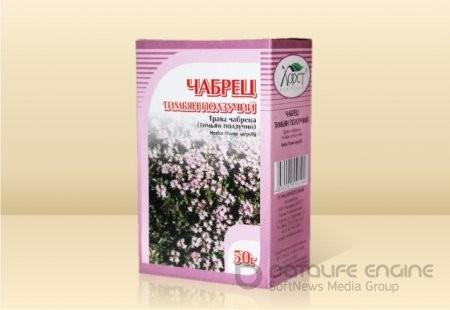 Чабрец, трава (тимьян ползучий) 50гр