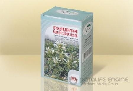 Панцерия шерстистая, трава 50гр